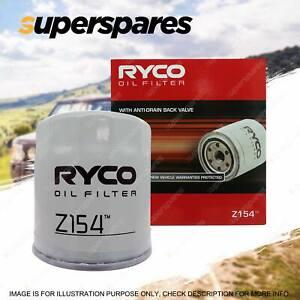 Ryco Oil Filter for Holden Commodore VG VP VR VS VU VY VN VT VX 3.8L V6