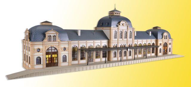 Vollmer 43560 Ho Gauge Railway Station Baden-Baden # New Original Packaging #