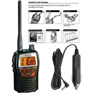 COBRA-MR-HH125-EU-HANDHELD-MARINE-LCD-VHF-RADIO-MARINE-BOAT-RIB-FISHING