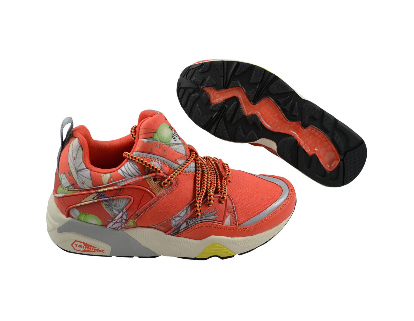 Puma Blaze of Glory wns x Swash o londres Nasturtium zapatilla de deporte zapatos 358856 01
