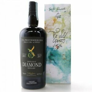 rum demerara diamond the wild parrot 2003 2017 54,7%