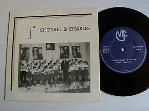 CHORALE-ST-CHARLES-Gobbo-so-pare-7-034-EP-45T-1971-French-MF-CAS-711757-Marseille