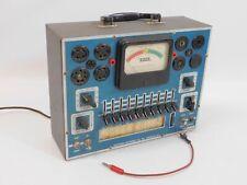 Eico 625 Vintage Vacuum Tube Tester Looks Good Untested