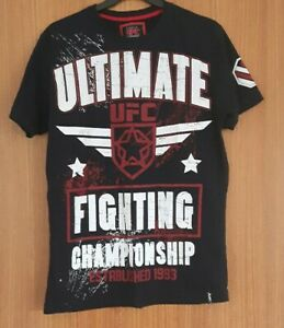 43d71cbdcf6a Image is loading UFC-T-SHIRT-ULTIMATE-FIGHTING-CHAMPIONSHIP-MMA-BOXING-