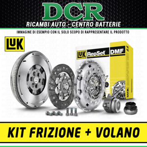 Dual Mass Flywheel DMF Kit with Clutch 601000400 LuK Genuine Quality Replacement