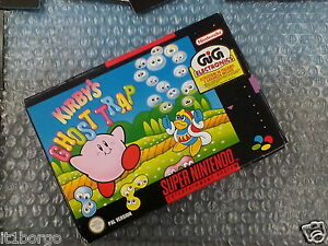 Kirby-039-s-ghost-trap-super-nintendo-pal-GIG