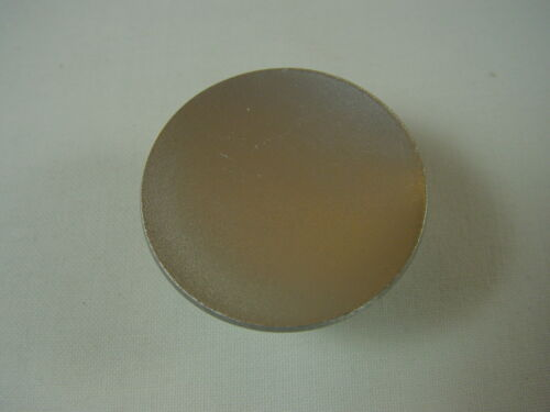 Möbelknopf 50er Jahre Griff Möbelgriff Tellergriff Aluminium Schubladengriff