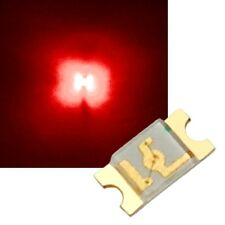 50 Red 5050 SMD LEDs 3-chip//PLCC 6 HighPower Deep Red Rouge Rojo LED SMDs
