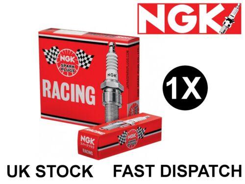 NGK RACING SPARK PLUG R0465B-10 7506 gratis P /& p *