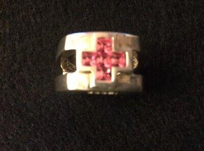 S24⭐⭐JOOP Ring Sehr Massiver /& Schwerer 925 Sterlingsilber Ringgröße 55 Top⭐⭐