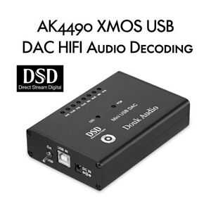 Xmos XU208 USB DAC Decodificatore audio SPDIF CONVERTITORE ampli per cuffie interfaccia digitale