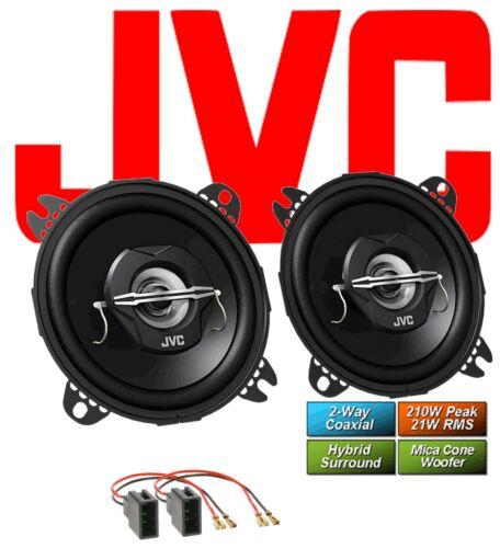 JVC altavoces para peugeot 107 2005-2014 salpicadero 2-vías 210 Watt