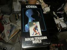 VOLKS ORIENT HERO SERIES 1/6 COBRA & OPHELIA BUICHI TERASAWA WORLD RESIN KIT