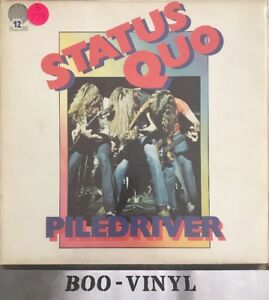 Status-Quo-Marteau-Pilon-Vertigo-label-6360-082-VERTIGO-Vinyl-Lp-EX-detenu