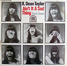 """7"""" 1970 ! R. DEAN TAYLOR : Ain´t It A Sad Thing /VG+"""