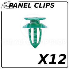 Panel Clip Door Pannels Opel Astra J/Insignia//Chevrolet Aveo etc 12PK 12442
