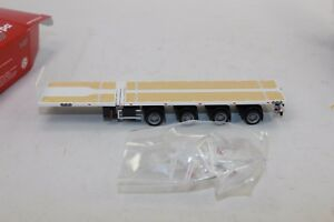 Herpa-076203-Teletrailer-Trailers-4-ACH-NUOVO-in-OVP-1-87-h0