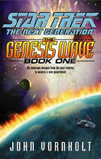 STAR TREK THE NEXT GENERATION: THE GENESIS WAVE: BOOK ONE., Vornholt, John., Use