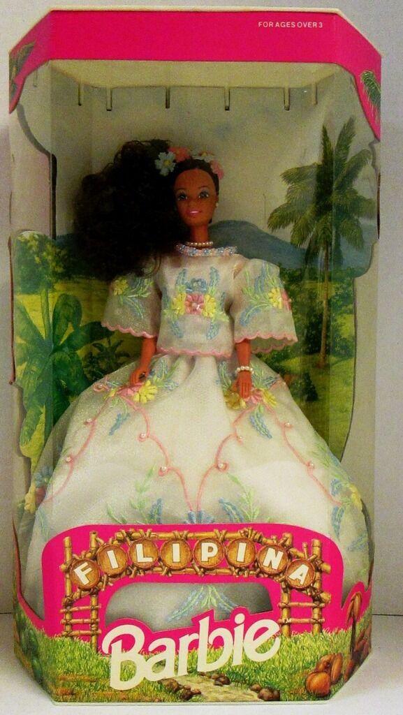Filipina Barbie (1993 Filipina Barbie Sammlung)