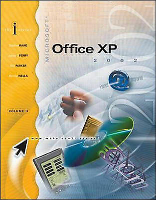 Microsoft Office XP (I-series) (v. 2) by Haag, Stephen, Perry, James