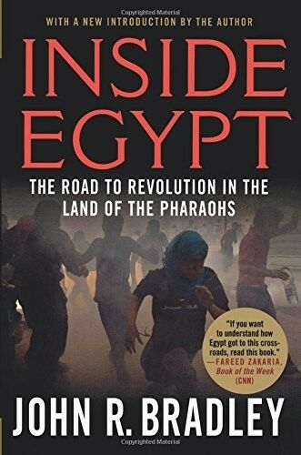 1 of 1 - Inside Egypt: The Road to Revolution in the Land of the Pharaohs - Acceptable Bo