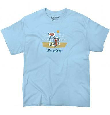 Life is Crap Gum On Shoe Funny Shirt Sarcastic Gift Idea Cool Classic T Shirt Te
