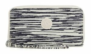 Kipling-Basic-Eyes-wide-open-alia-LARGE-WALLET-PORTAFOGLIO-SCRIBBLE-Lines