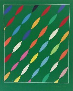 Piero-Dorazio-Serigrafia-originale-numerata-e-firmata