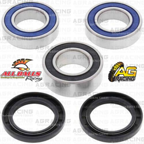 All Balls Rear Wheel Bearings /& Seals Kit For Husqvarna WR 250 2009 Motocross