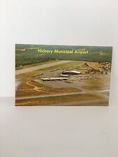 Hickory North Carolina~Hickory Municipal Airport~Terminal-Airplanes~ Pc