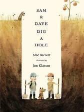 Sam and Dave Dig a Hole, Barnett, Mac, Good, Hardcover