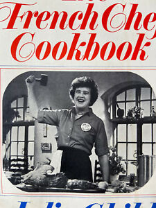 1st-1st-1968-The-French-Chef-Cookbook-Julia-Child-HCDJ-UNREAD-TV-Series-WGBH
