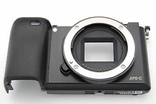SONY ALPHA A6000 Front Cover with Lens Connection Ring REPAIR PART BLACK EH3038