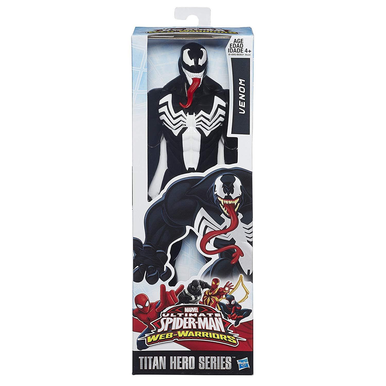 Spider-Man Marvel Ultimate Titan Hero Series 12
