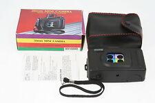 """Lomographie Snapper, 35mm Mini Camera, mit OVP"""" Lomo Action Sampler"""""""
