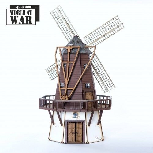 4GROUND - European Windmill - 28mm - 28S-WAW-141