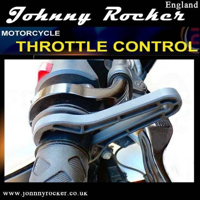 Johnny Rockers Universal Motorcycle Cruise control Chopper Custom style Machines