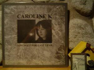 CAROLINE-K-Now-Wait-For-Last-Year-LP-1987-Industrial-Synth-Nocturnal-Emissions