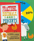 Fractions, Decimals, and Percents by David A Adler (Paperback / softback, 2010)