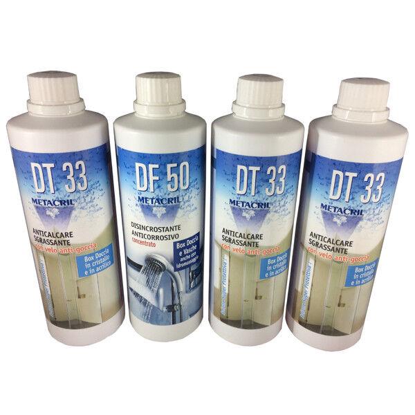 For Box- Set Produkte gemischt für Duschkabine Metacril C061