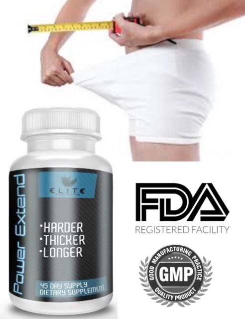 Buy Make Your Penis Bigger Pills - Get Larger Grow Longer Gain Size Girth Supplement -4160