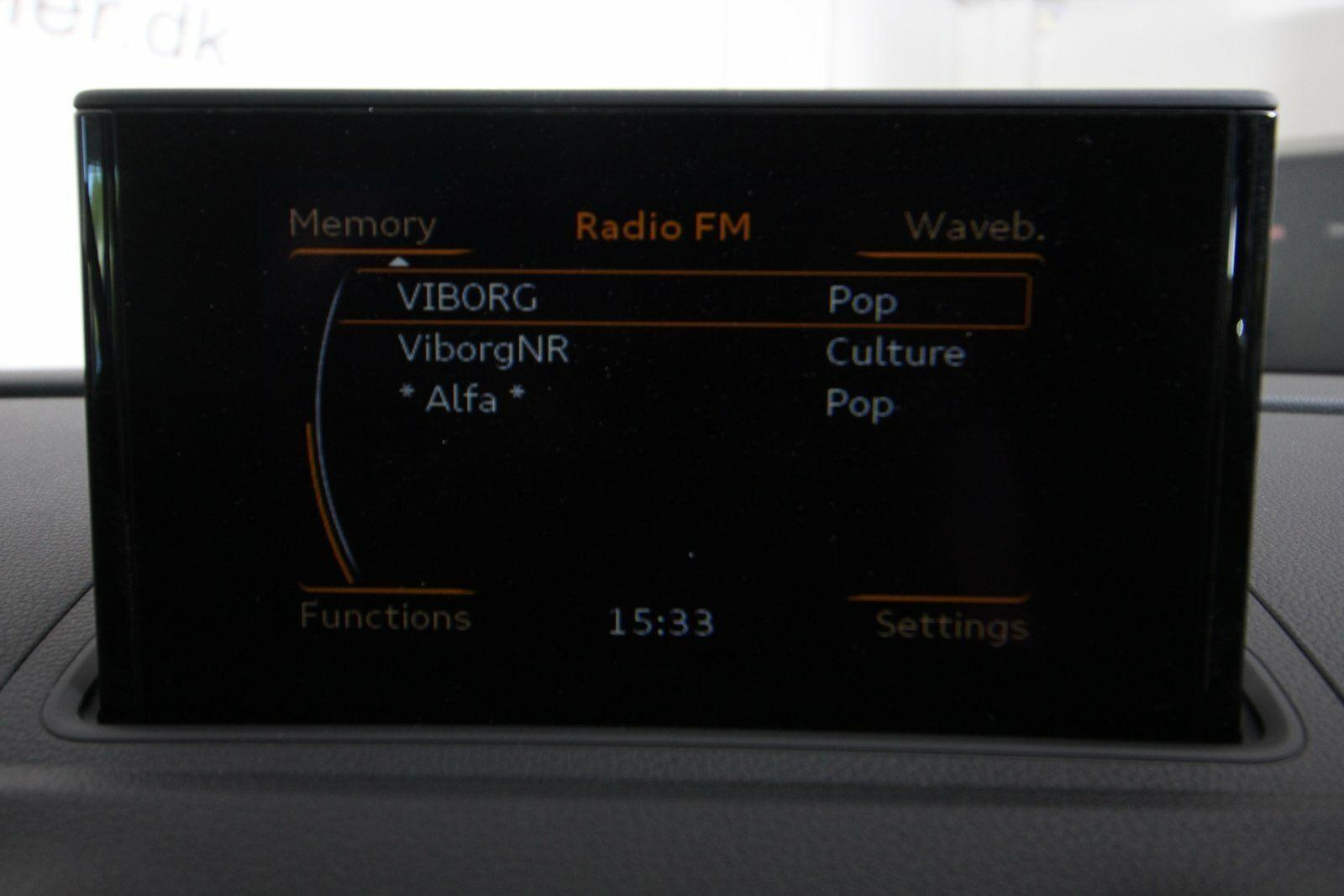 Audi A3 TDi 110 Ambition SB