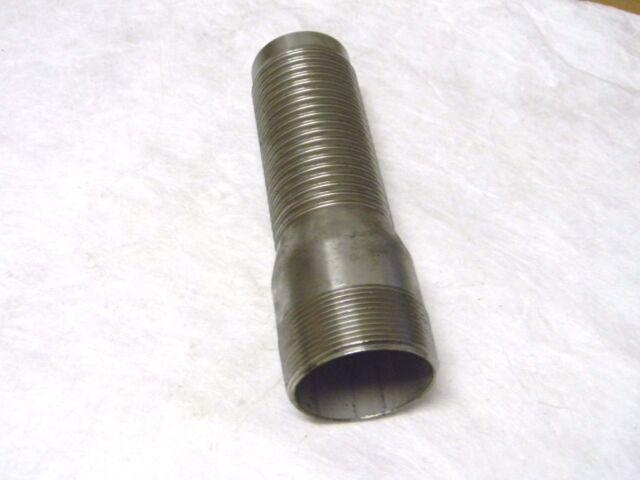 """NP-012-015 STAINLESS STEEL NIPPLE 1//8/"""" NPT x 1 1//2/"""" LONG PIPE"""