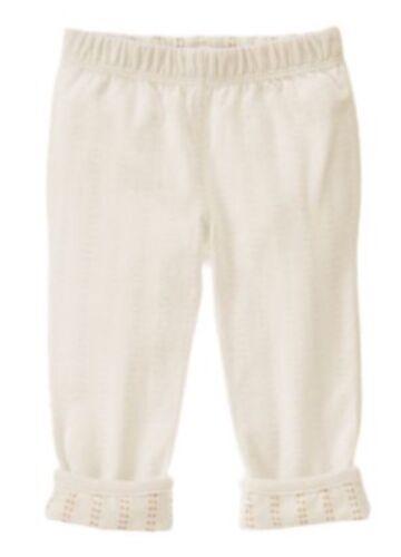 Gymboree NWT Brand New Baby Unisex Essentials Hedgehog Reversible Pants 3-6 M