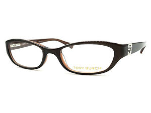 c3ef29a086 New Authentic Tory Burch TY 2009 513 Brown Women s Eyeglasses 50-18 ...