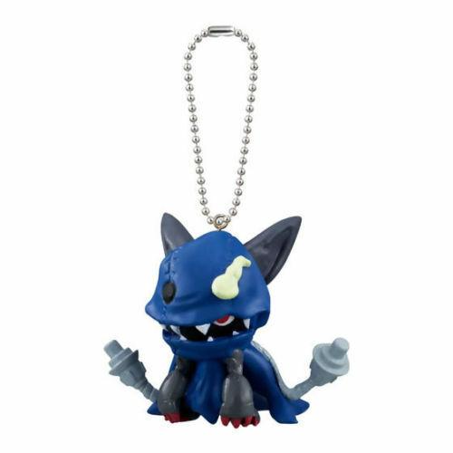 Digimon Gashapon Keychain Hackmon
