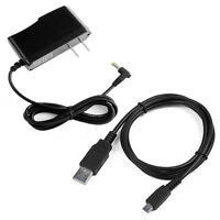 Ac Wall Power Charger Adapter+usb Cord For Jvc Everio Gz-hm440/au/s Gz-hm440bu/s