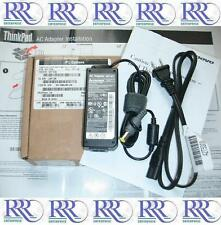 NEW GENUINE Lenovo ThinkPad 65W AC Adapter X60 X200 T60 T400 T500 Twist 40Y