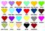 Personalised-Wedding-RSVP-Menu-Cards-Return-Envelopes-Different-colours thumbnail 6