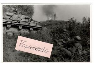WW-2-Russland-Feldzug-battlefield-30-08-42-Kampf-um-Nikitskoje-Panz-Prop-Kp-693